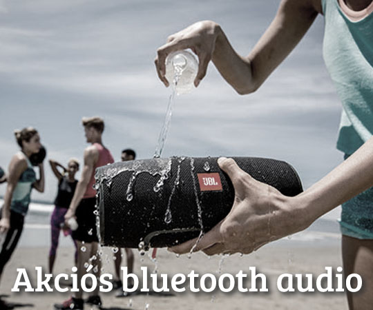 Akciós bluetooth audio