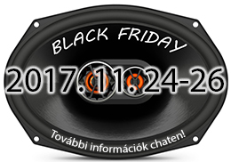 Black Friday 2017.11.24-26